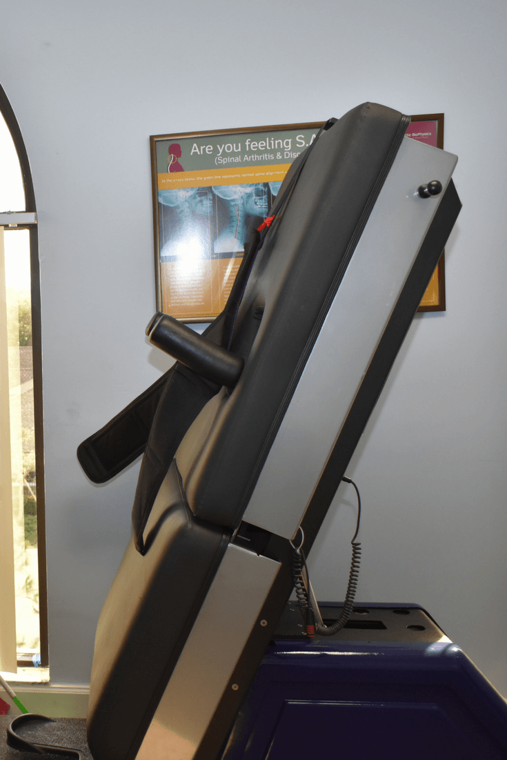 Spinal decompression DRX9000 1